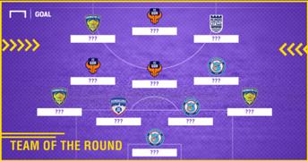 ISL 2017 Team of the Round 4