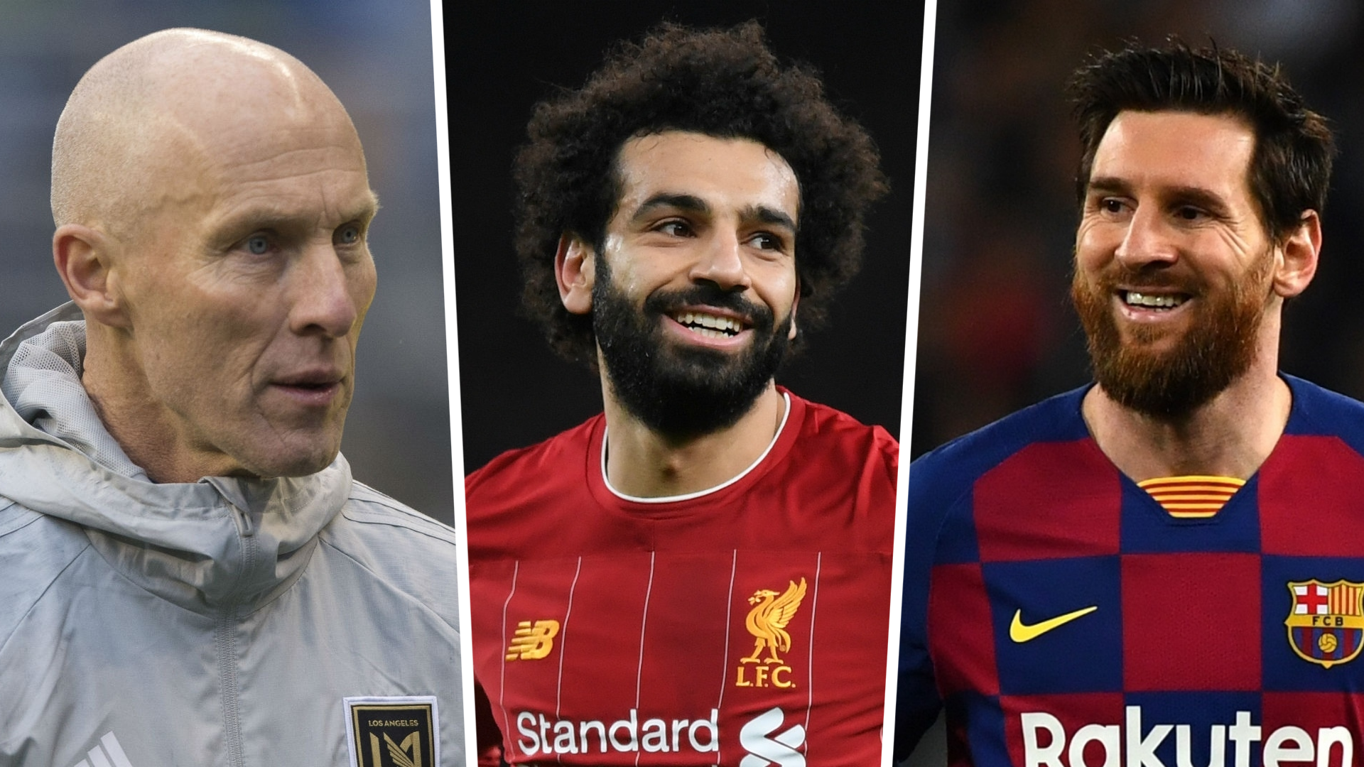 'Watch Messi closely' - Bradley reveals advice that led to Salah becoming 'one of the best players in the world'