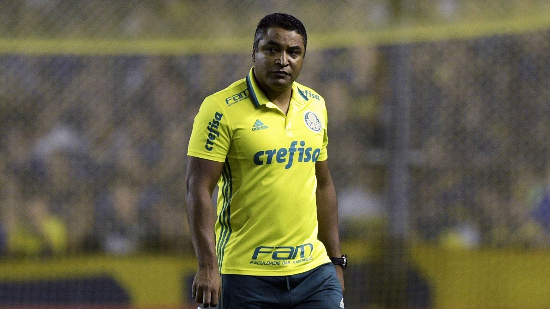 Roger Machado Boca Palmeiras Copa Libertadores 25042018