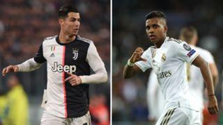 Ronaldo/Rodrygo 2019-20