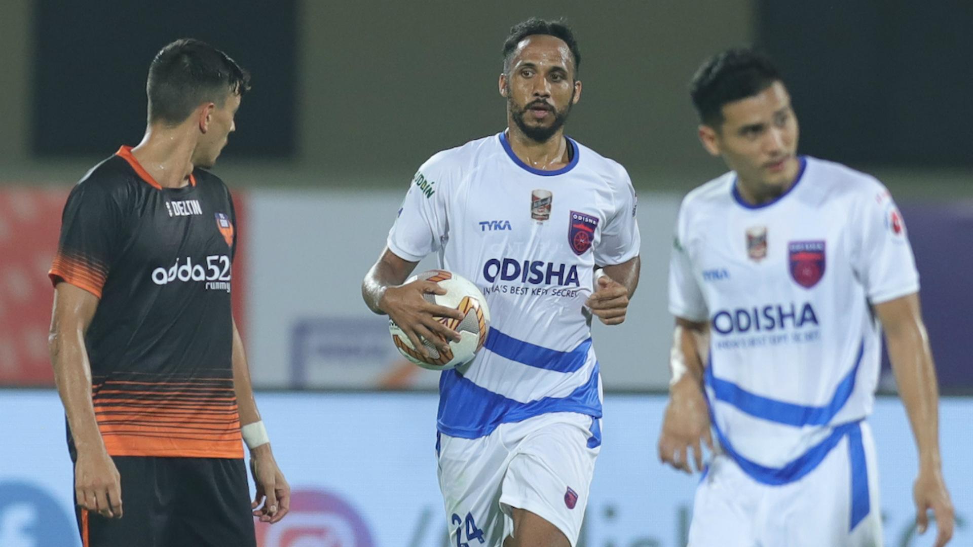 Manuel Onwu Odisha FC Goa ISL 6