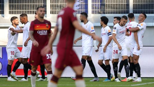 El resumen del Sevilla vs. Roma de la Europa League: vídeo, goles y estadísticas | Goal.com