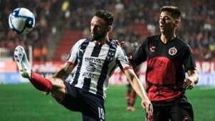 Miguel Layún Monterrey vs Tijuana Apertura 2019