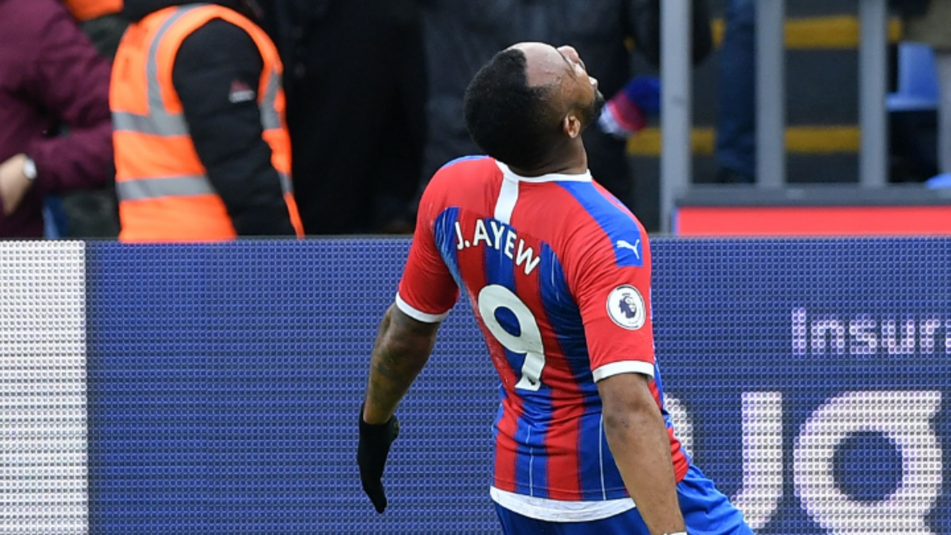 Jordan Ayew breaks personal record, fires Crystal Palace past ...
