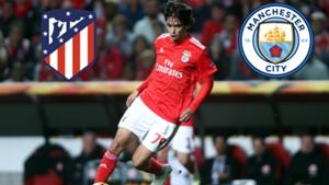 Joao Felix Atletico Madrid Manchester City