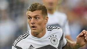 Toni Kroos Germany 2018