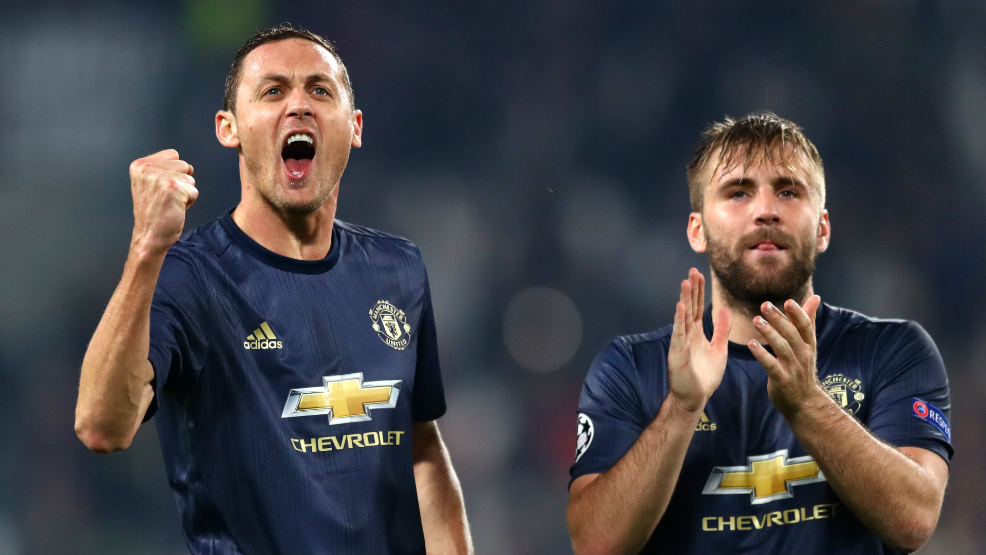 Manchester United News Nemanja Matic Admits Red Devils Are Eager To Dash Manchester City S Quadruple Dreams Goal Com
