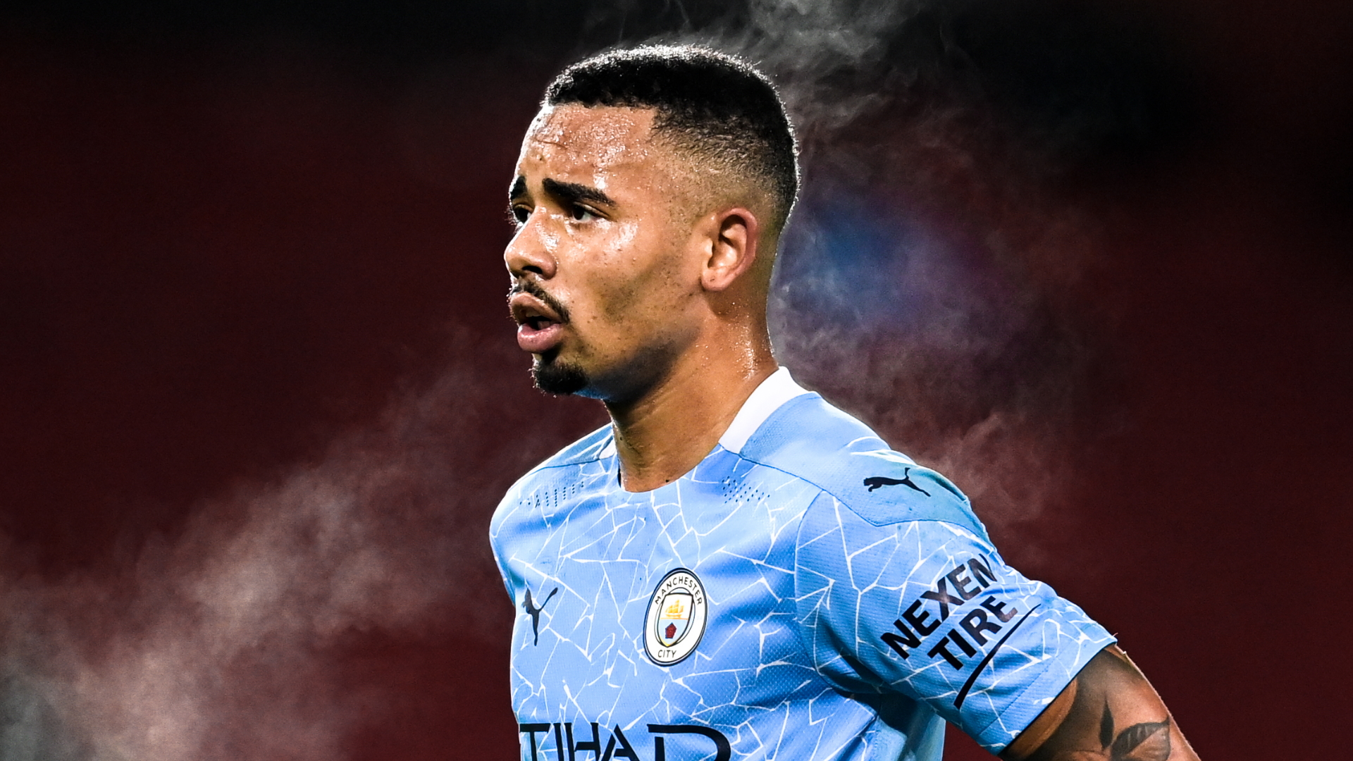 Gabriel Jesus already planning future after Man City as Brazilian eyes another 'chapter' at Palmeiras