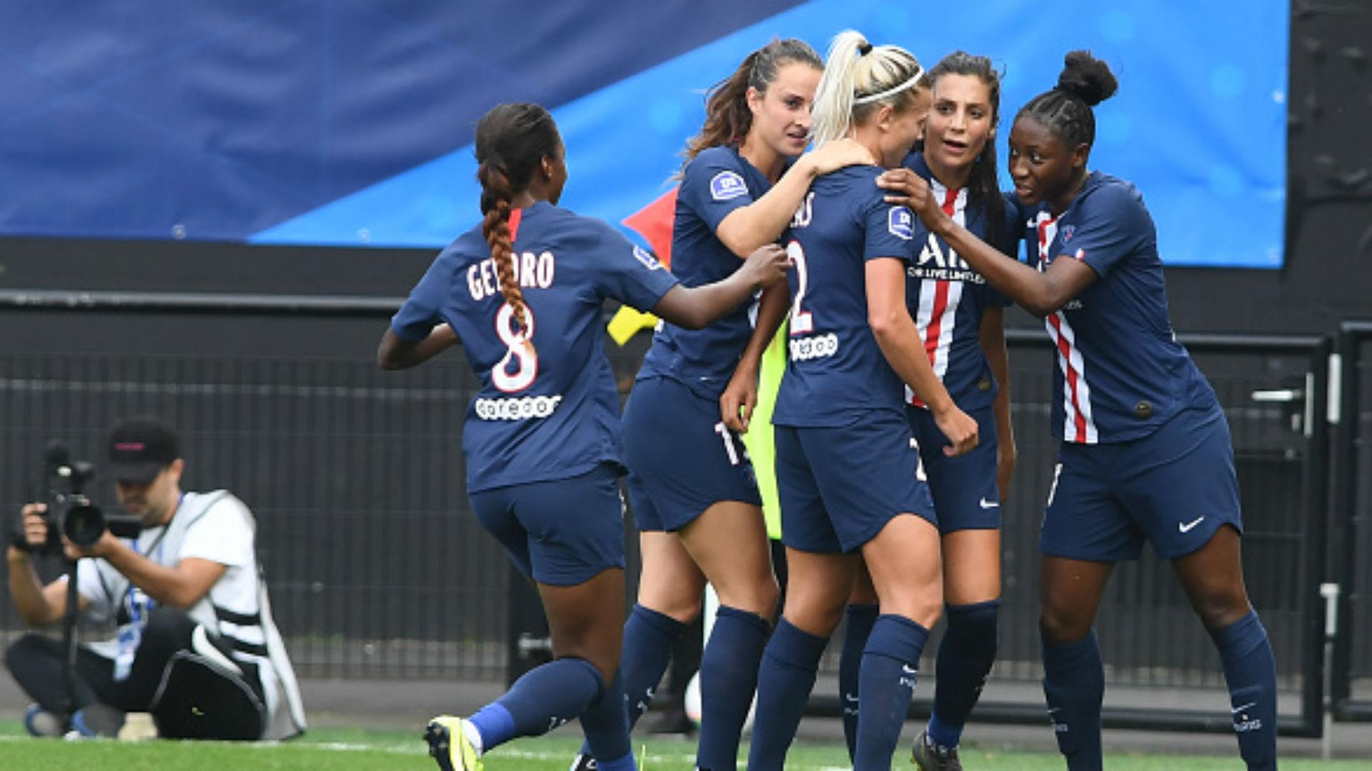 Coupe de France féminine : Bordeaux-PSG et Guingamp-OL en demi-finales