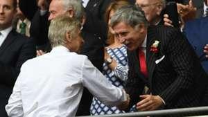 Arsene Wenger Stan Kroenke Arsenal