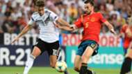 LUCA WALDSCHMIDT GERMANY UNDER 21 FABIAN RUIZ SPAIN UNDER 21 30062019