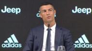 Cristiano Ronaldo Juventus Press Conference