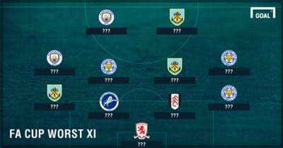 GFX Info FA Cup Worst team of the week