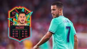Eden Hazard Real Madrid FIFA 20