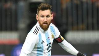 Lionel Messi Argentina 2017