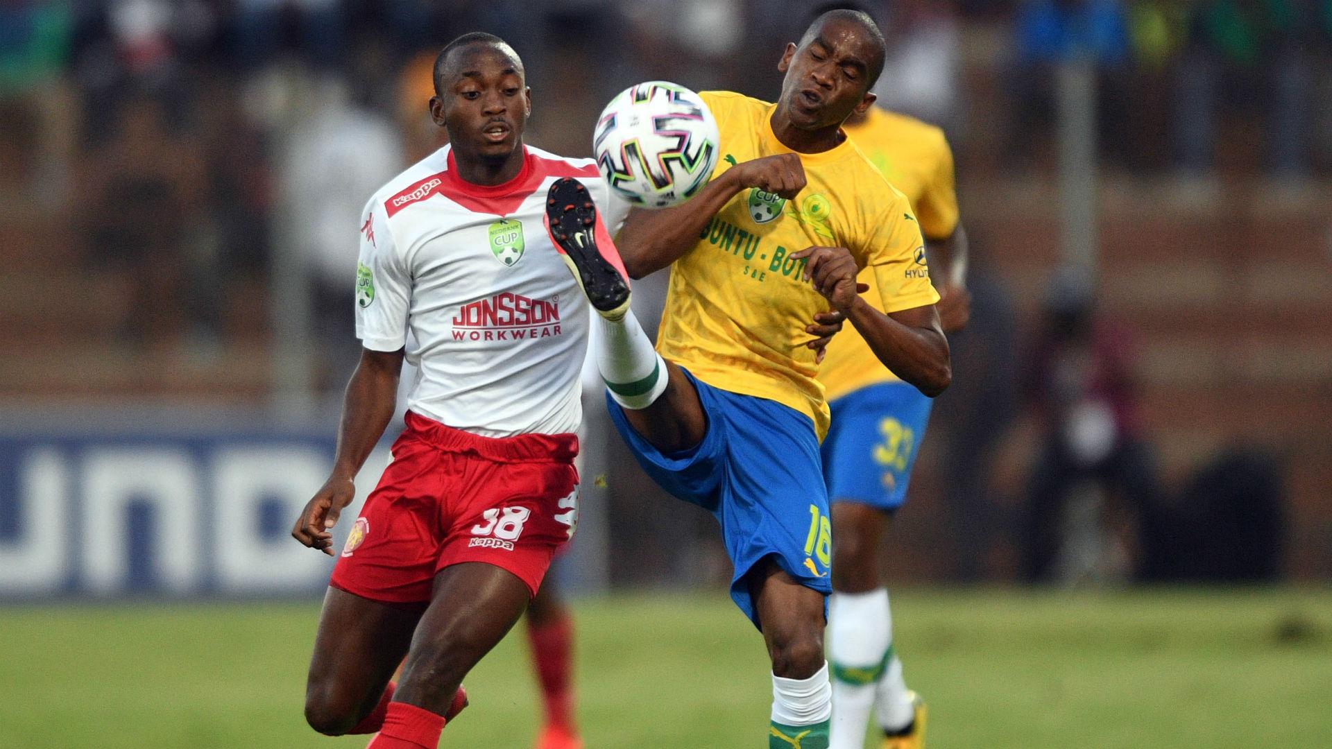 Shalulile: Da Gama reveals Egyptian interest for Highlands Park striker