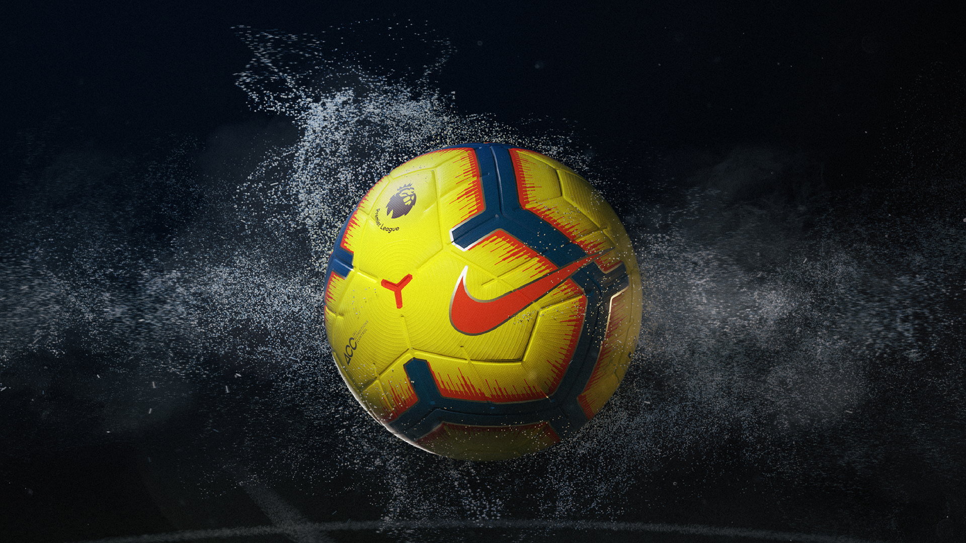 What Is The Premier League S Official Ball For 2018 19 How Much Does It Cost Goal Com