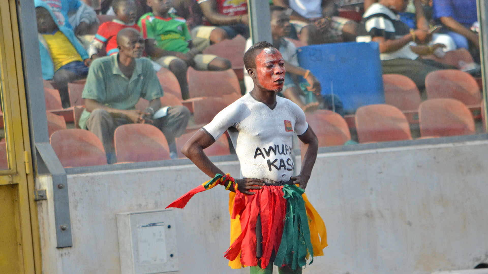 Former Ghana technical director Akenteng unhappy to leave post