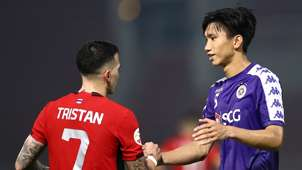 Doan Van Hau vs Tristan Do Bangkok United vs Ha Noi FC AFC Champions League 2019
