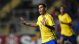 Paulinho Brazil under-17 19032017