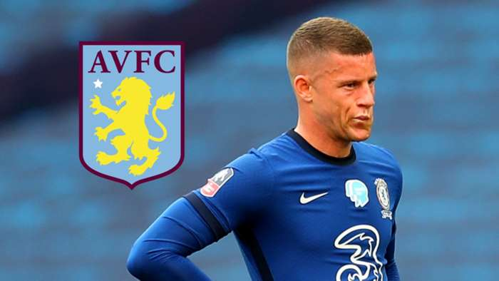 Ross Barkley Aston Villa composite