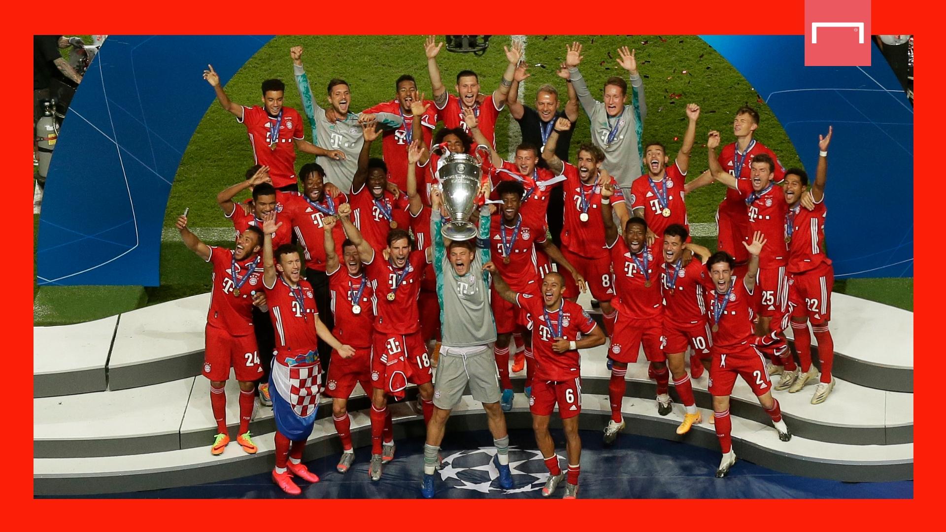 Champions League: Africa's best UCL bet lies in Munich