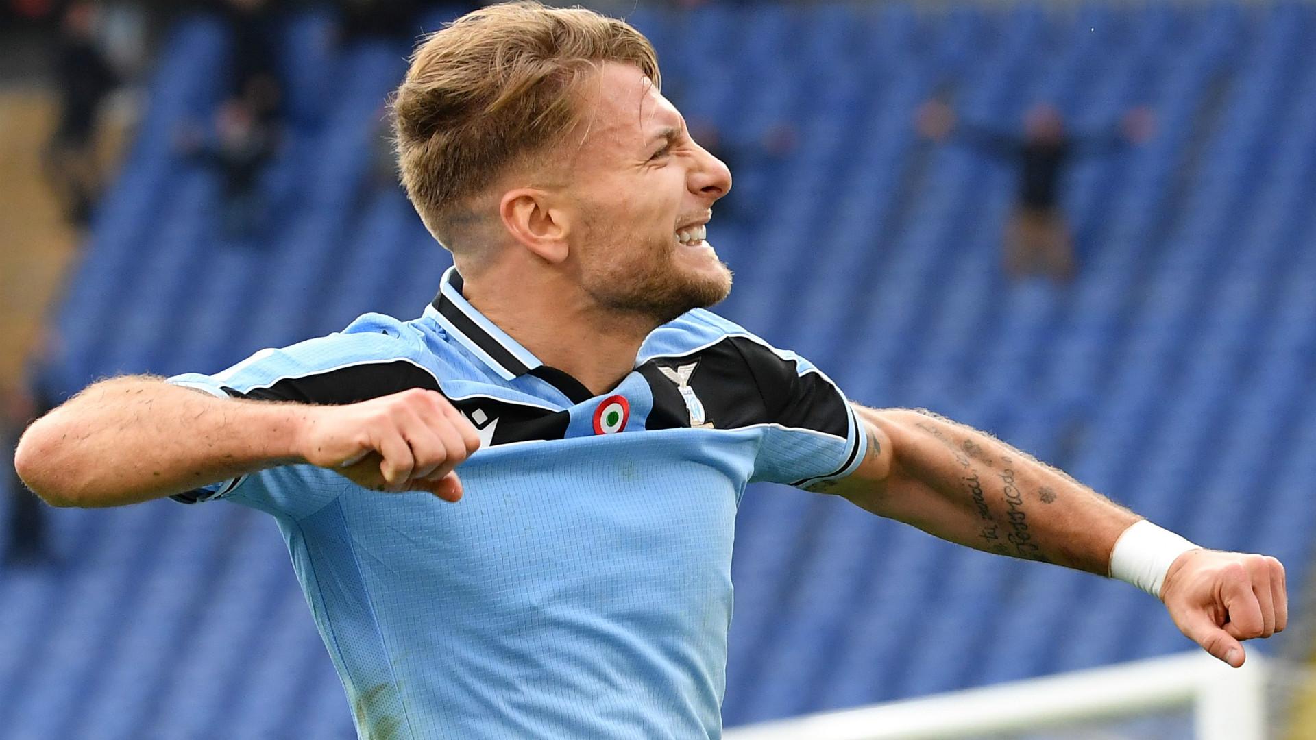 Lazio, Immobile fa 36: eguagliato il record di Higuain