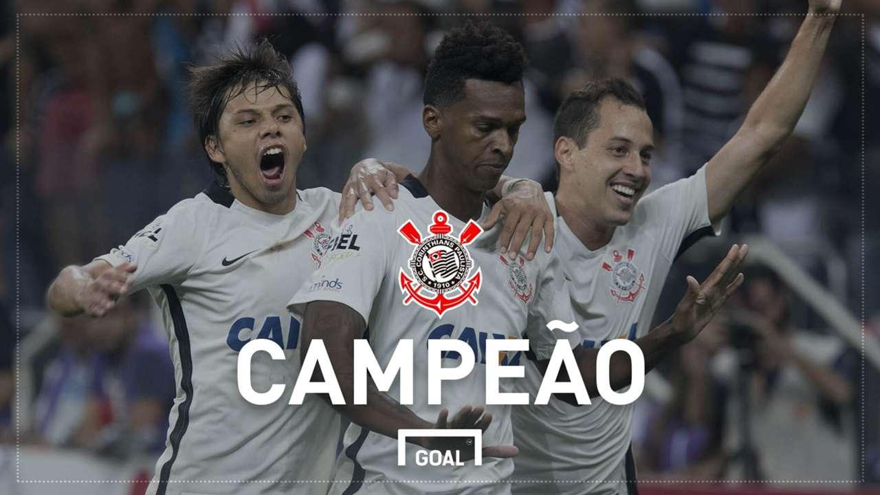 Corinthians I Campeão I Paulista I 07 05 17