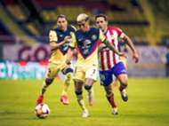 América vs San Luis, Guardianes 2021 / Leo Suárez
