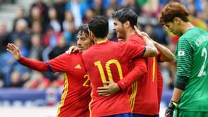Spain South Korea