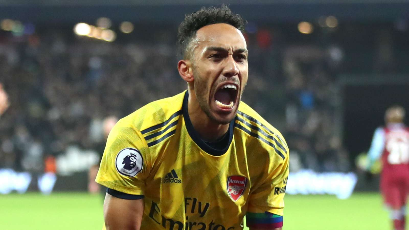 Pierre-Emerick Aubameyang Arsenal 2019-20