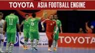 2017 AFC Futsal Club Championship | Vamos (Indo) 3-6 Nafit Al-Wasat (Iraq)