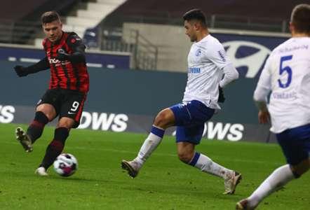 Eintracht Frankfurt, News und Gerüchte: Jovic hätte wohl auch zu Ajax gehen können, Silva jagt Uralt-Rekord - alle Infos zur SGE heute | Goal.com