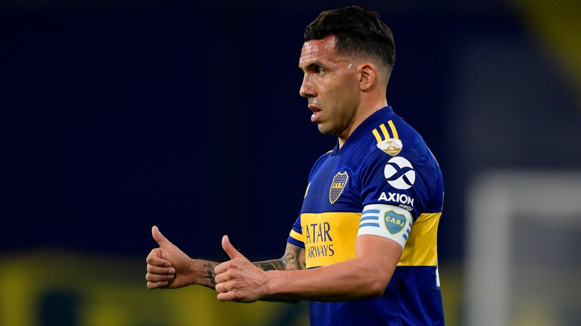 Tevez Boca Libertad Fecha 5 Grupo H Copa Libertadores 2020