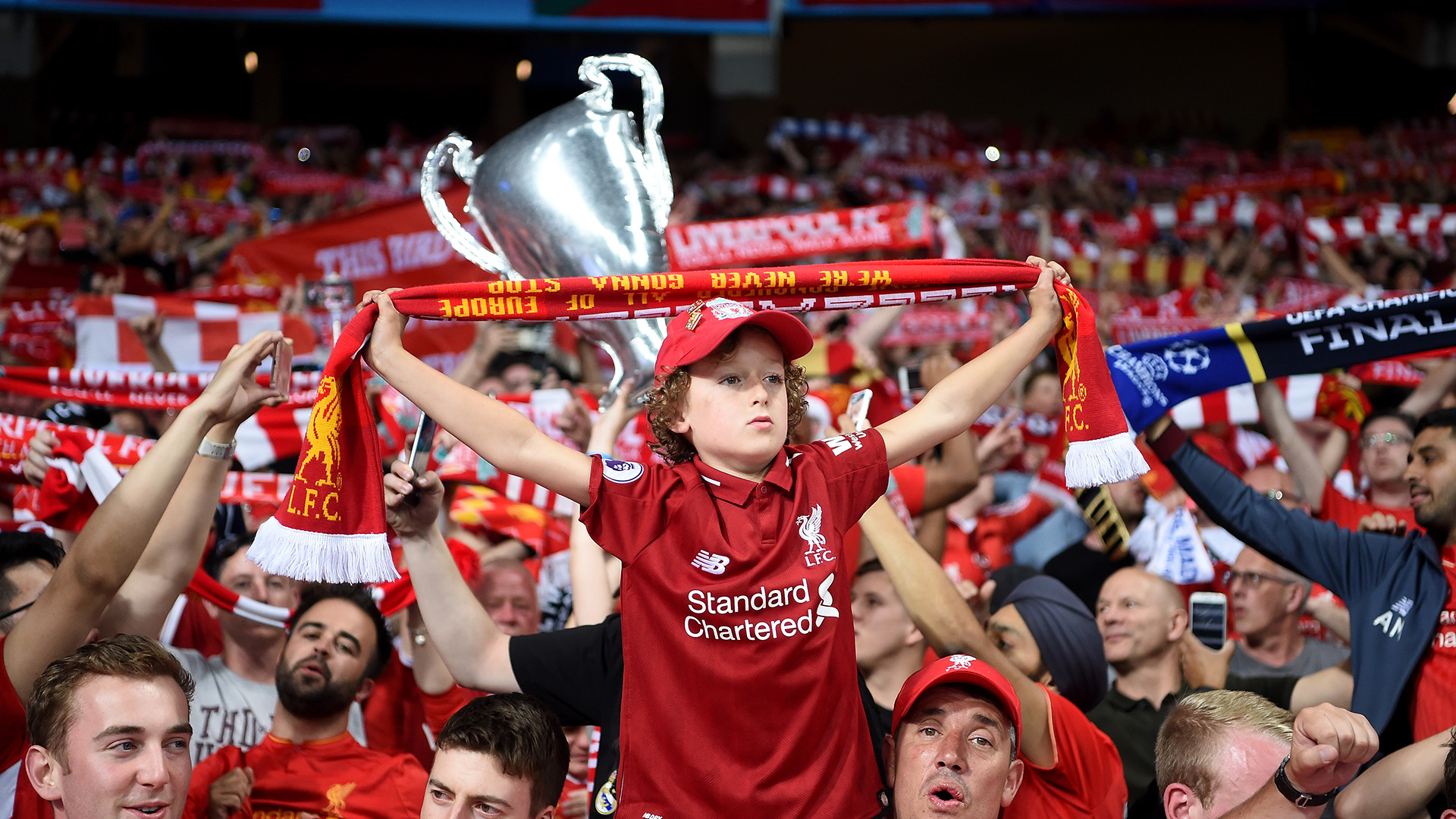 Why do Liverpool fans sing Fields of Athenry? | Goal.com