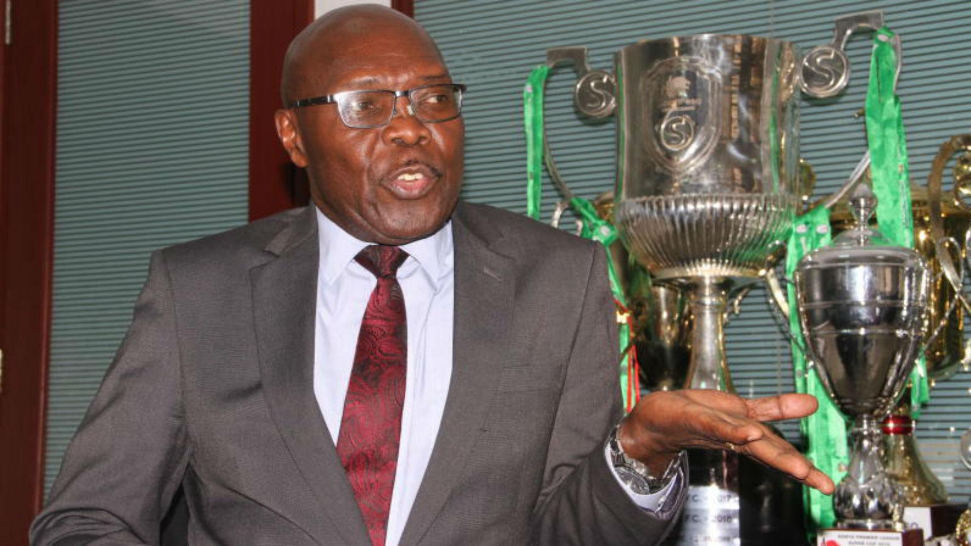 'Mwendwa's FKF leadership the worst Kenya has had' - Gor Mahia's Rachier