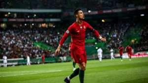 Portugal : Cristiano Ronaldo inscrit son 700ème but en carrière !