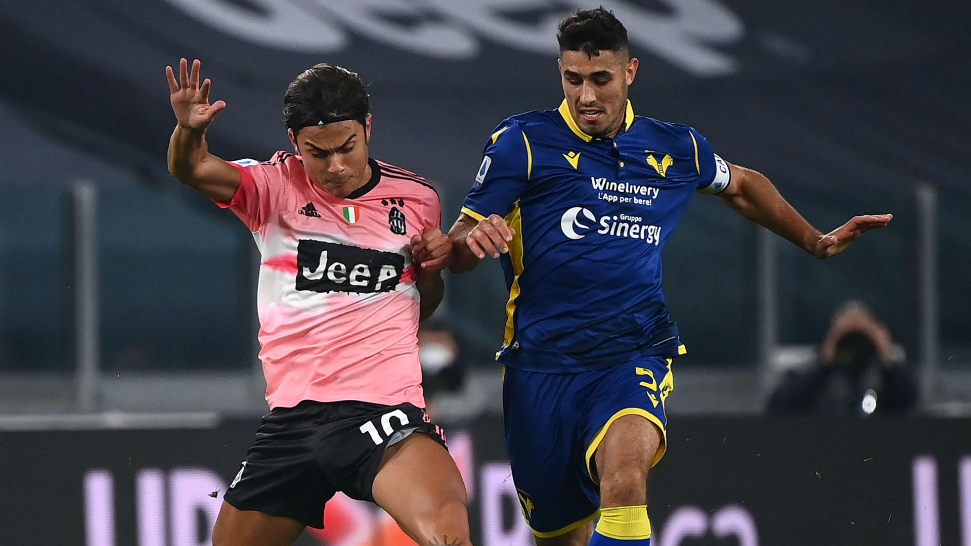 La Juventus arrache le nul contre l'Hellas Vérone