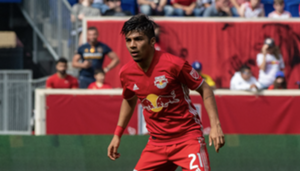 Omir Fernandez New York Red Bulls 2019