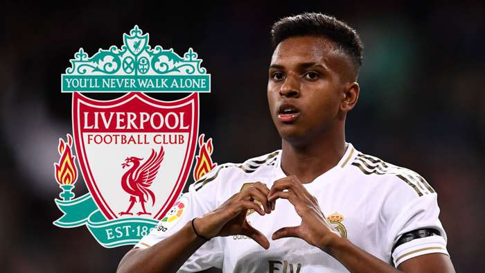 Rodrygo Real Madrid Liverpool