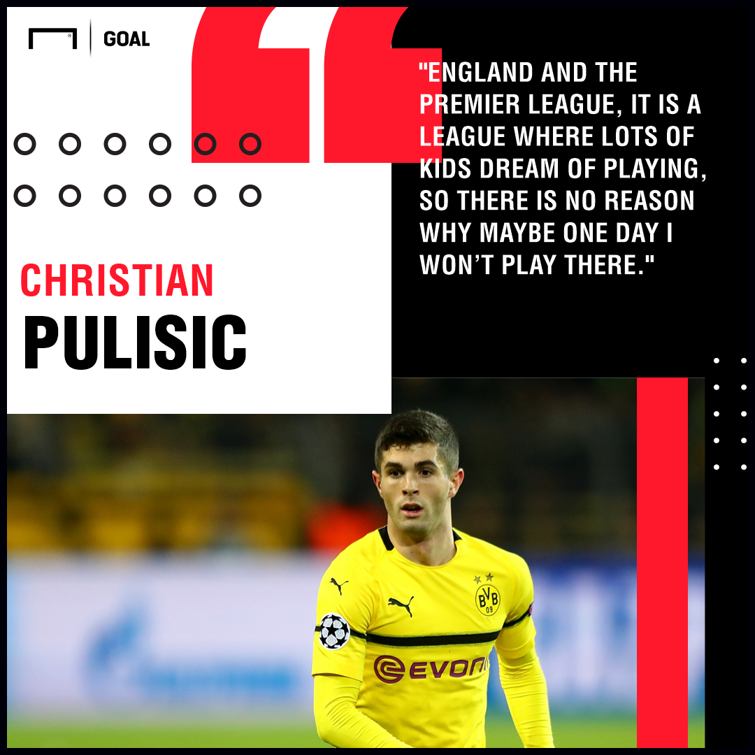 Christian Pulisic Premier League PS