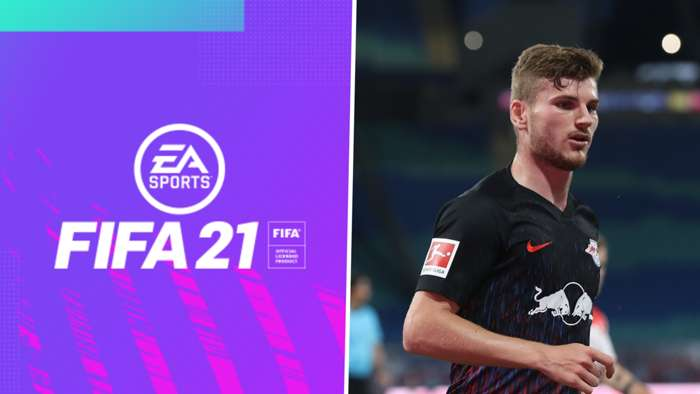 FIFA 21 Timo Werner summer transfers