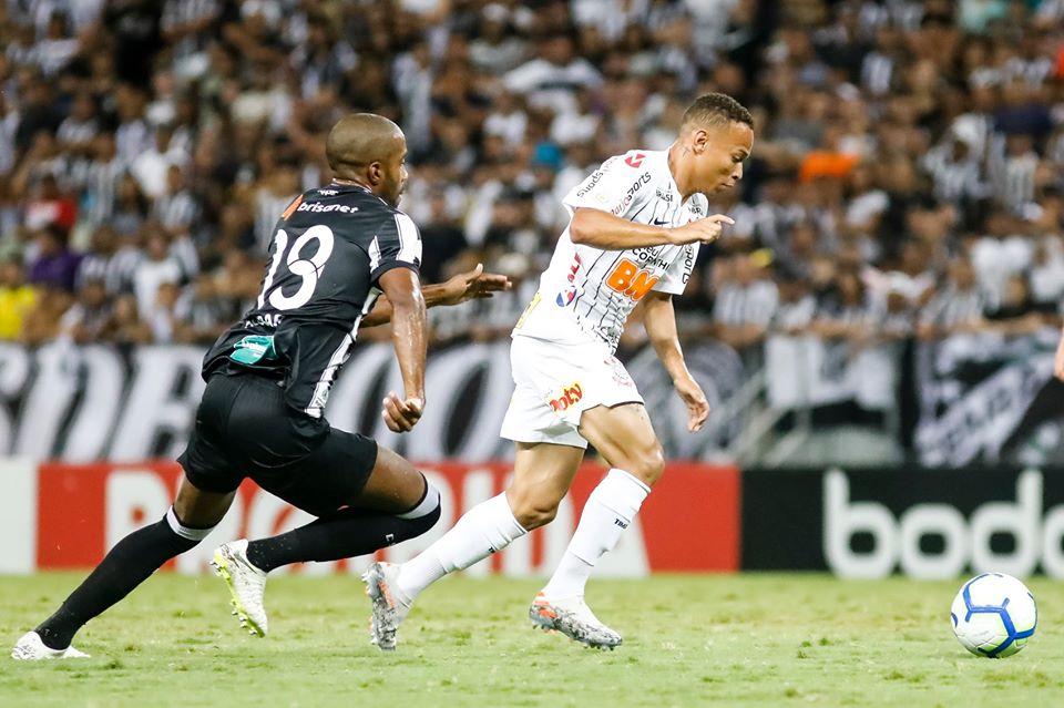 Ceara 0 X 1 Corinthians X Atletico Mg 2 X 0 Botafogo Timao Garante Vaga Na Libertadores E Ajuda Cruzeiro Goal Com