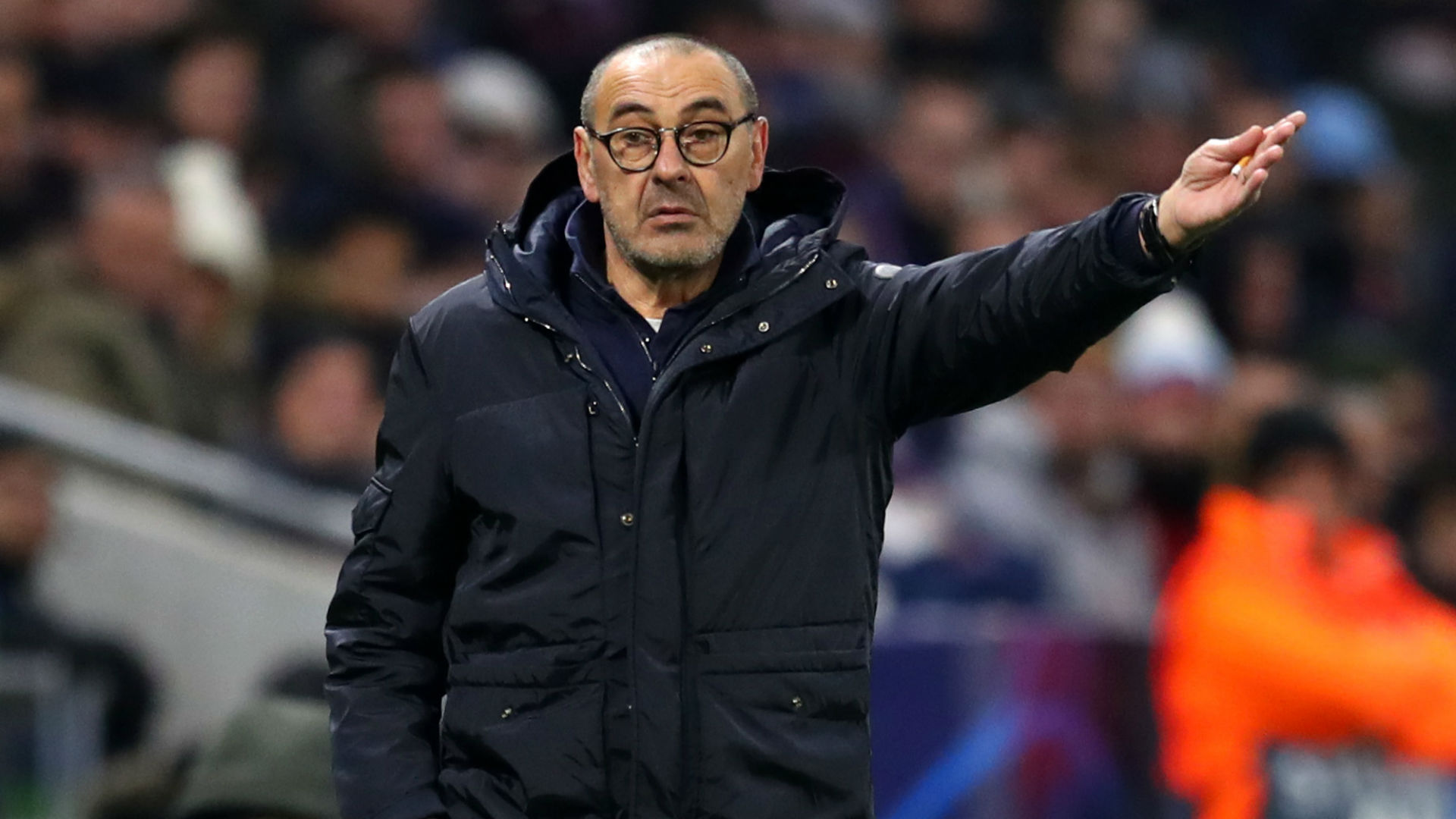 Sarri: Why am I criticised? I'm probably an asshole to some people!