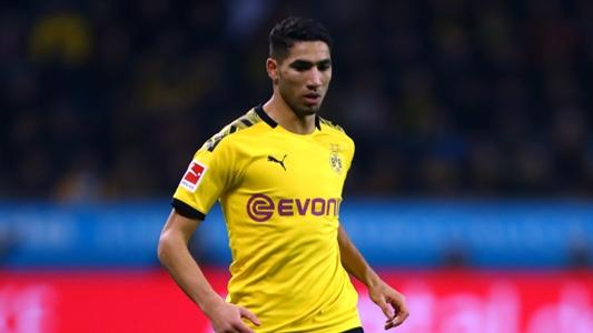 La valeur de Hakimi multipliée par 12 depuis son prêt à Dortmund | Goal.com