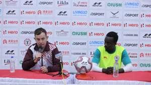 Mohun Bagan's Kibu Vicuna - Baba Diawara is the best striker in I-League