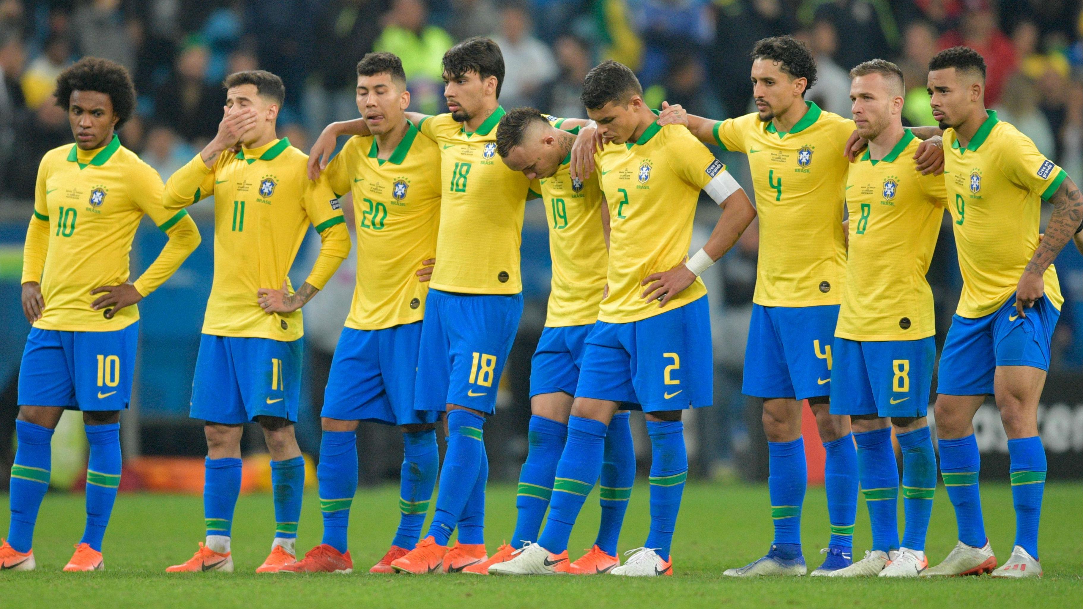 Contra quem o Brasil jogará nas semifinais da Copa América? | Goal.com