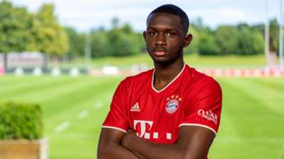 Tanguy Nianzou Kouassi - FC Bayern - 2020/21