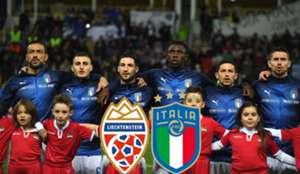 Liechtenstein vs. Italien: TV, LIVE-STREAM, Aufstellung, Highlights, LIVE-TICKER und Co. - alle Infos zur Übertragung der EM-Qualifikation