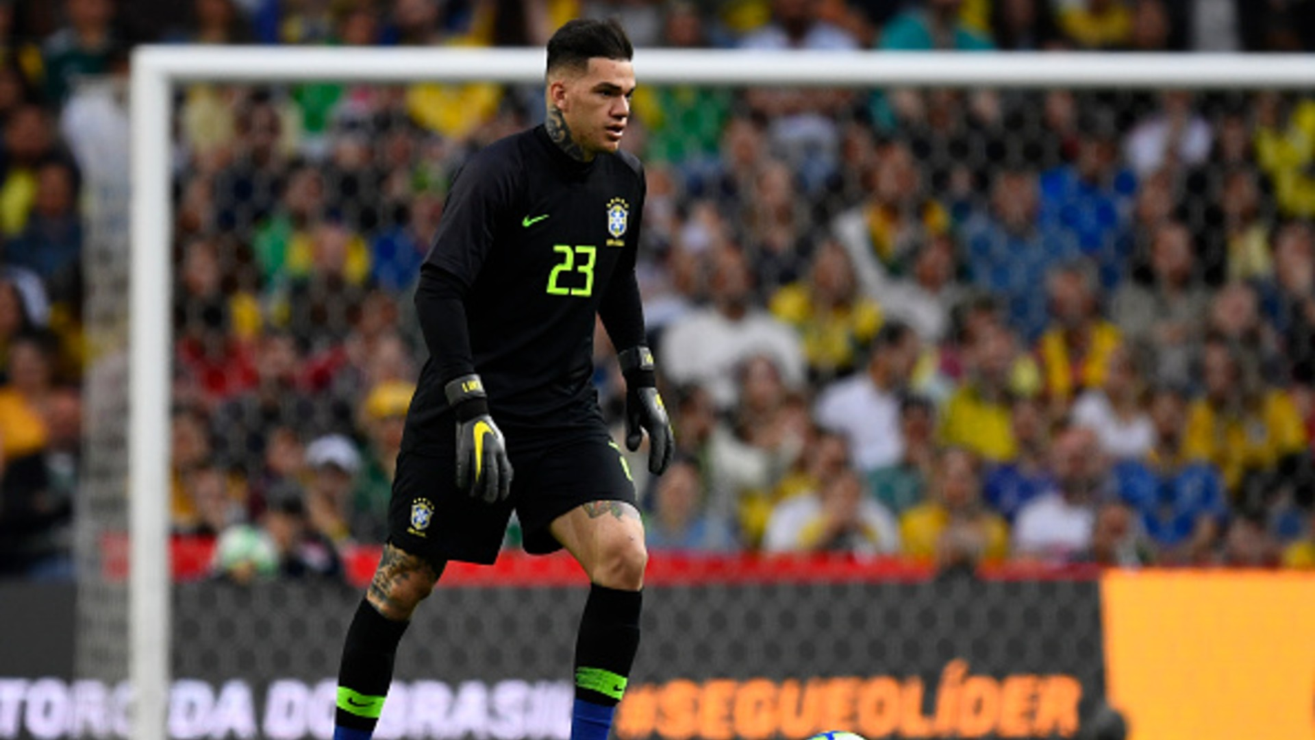 Watch: When Ederson made the day of a Brazil fan from Kerala